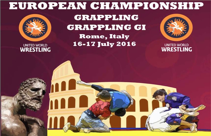 campeonato europeo de grappilng