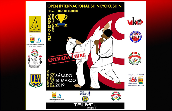 Open Internacional Shinkyokushin