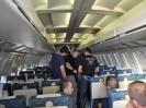 2011 Curso Seguridad, Autoprotección y DP  en Interior de Aviones